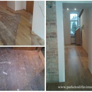 azuoliniu-grindu-restauravimas
